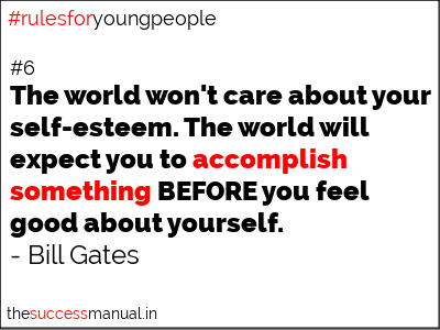 quote-world-doesn't care about your self esteem