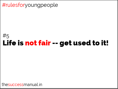 quotes-life-is-not-fair