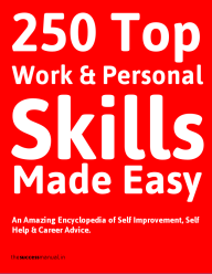Buy 250 Top Work and Personal Skills Made Easy