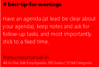 how-to-run-a-meeting